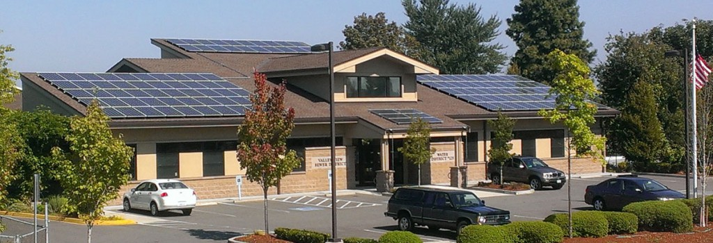 Valley View Goes Solar