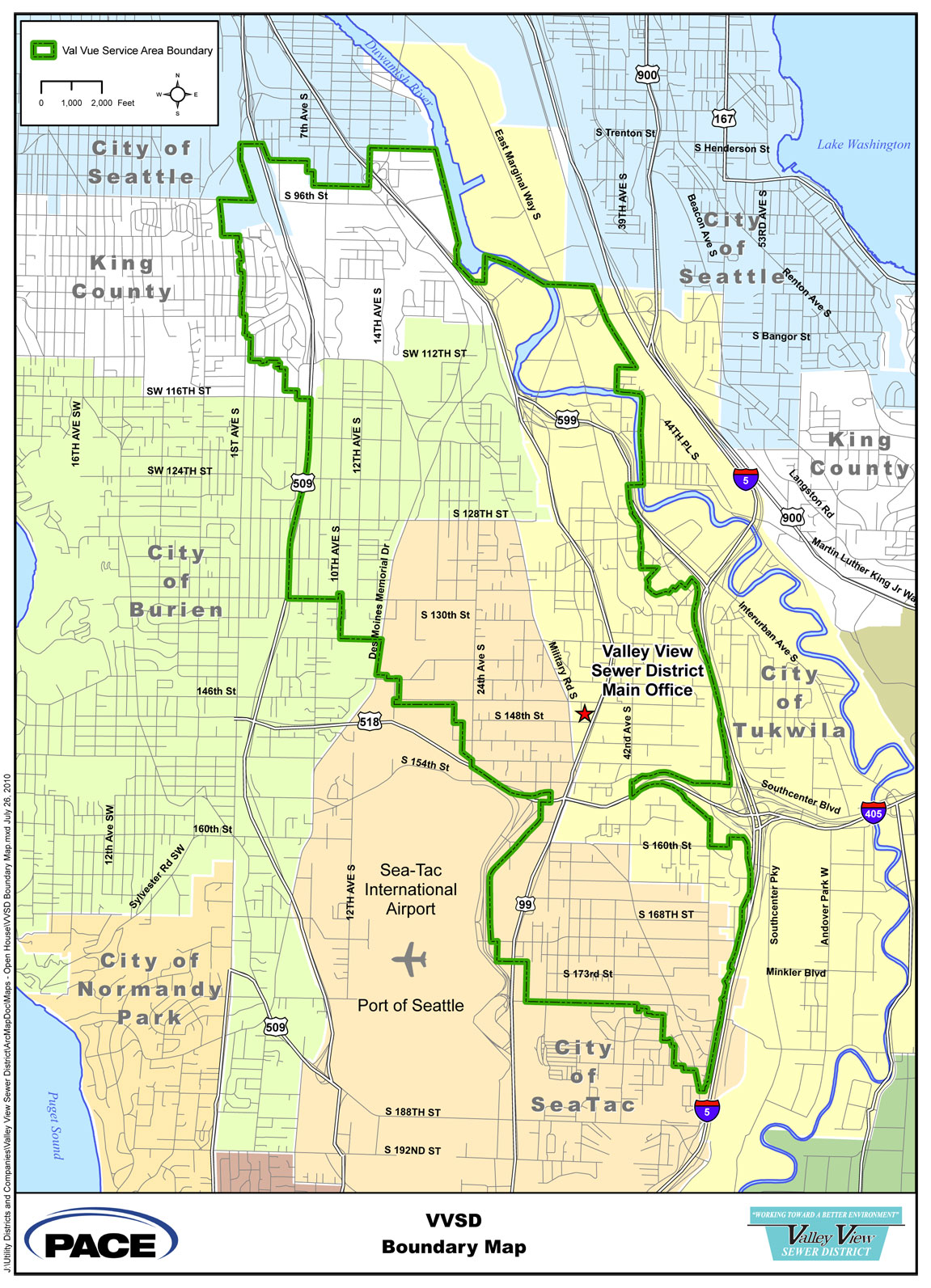 District Map on king county topo map, king county parcel search, king county landslide hazard map, king county demographics map,