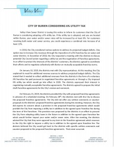 City of Burien Franchise_Utility Tax Summary 10.2.19_Page_1